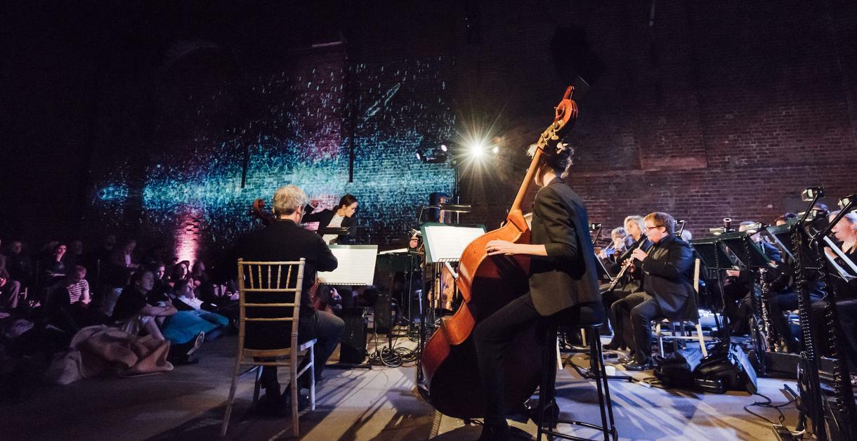 Absolute Bird Australian Birdsong, City of London Sinfonia performing