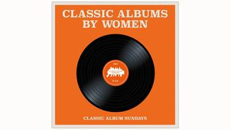 Front cover of Classic Albums by Women book