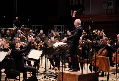 BBC Concert Orchestra with Bramwell Tovey