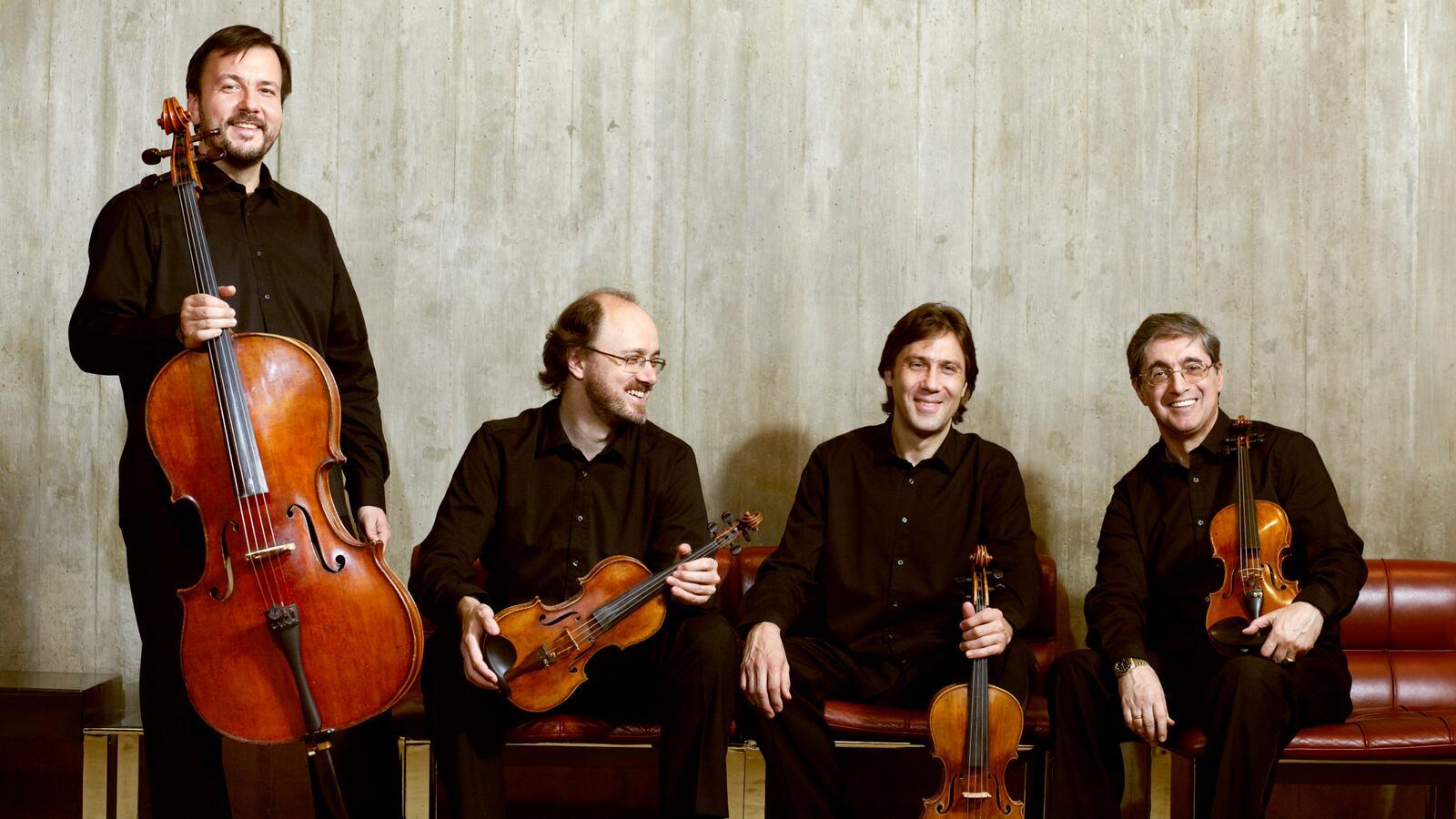 Borodin Quartet, string quartet