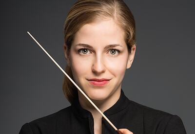 Karina Canellakis, conductor