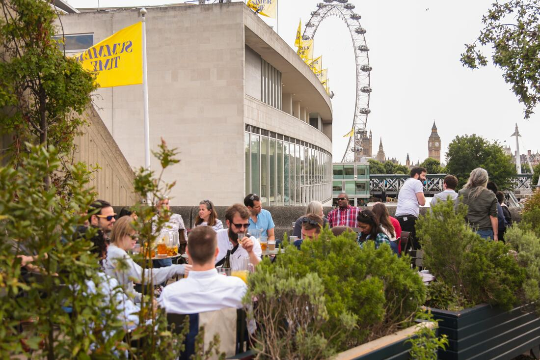 Queen Elizabeth Hall Roof Garden