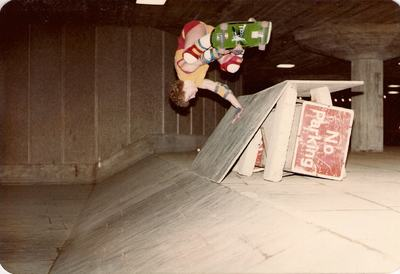 James Parry Jones skating - Image credit Rob Ashby