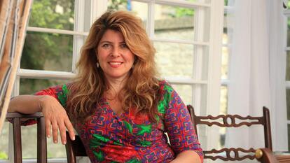 Naomi Wolf, author