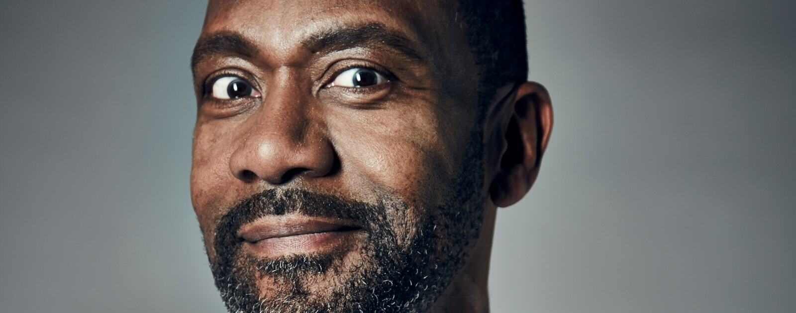 The comedian Lenny Henry