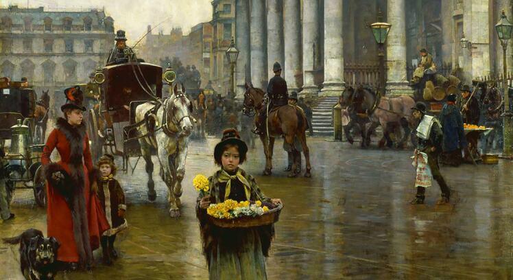 Wiliam Longsdail, painter