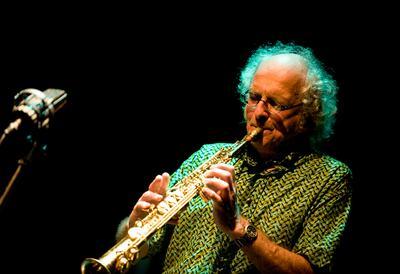 Trevor Watts, jazz musician