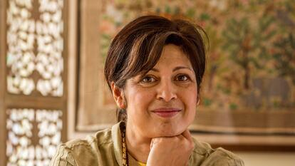 Sita Brahmachari, author