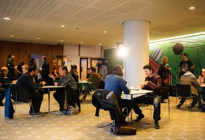 Jazzworks workshop at Southbank Centre