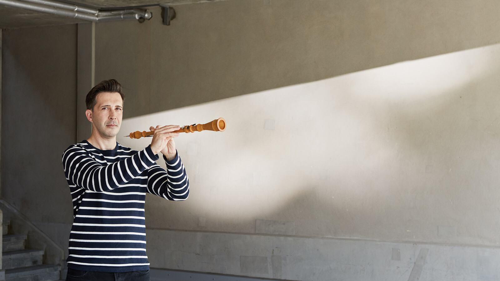 Daniel Bates, oboe