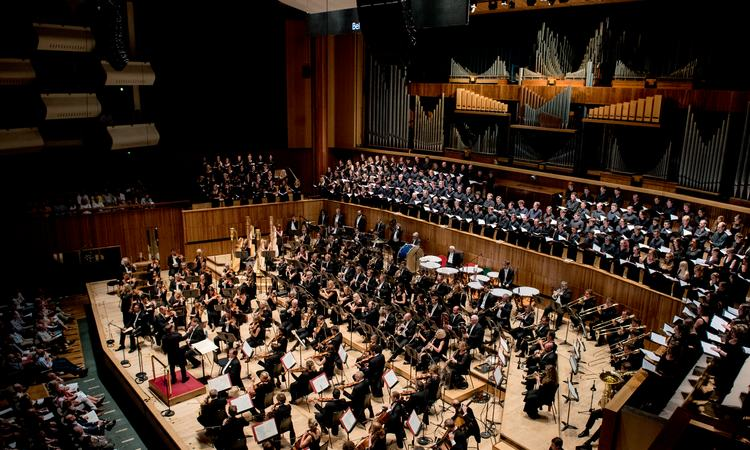 Philharmonia Orchestra at Royal Festival Hall