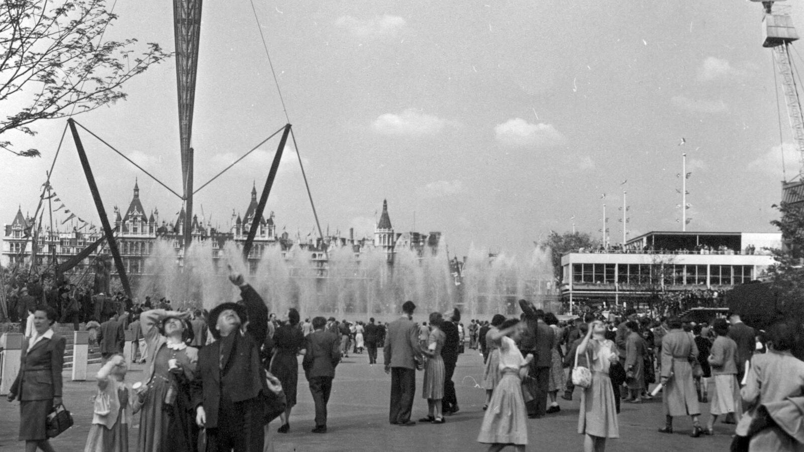 History of Royal Festival Hall | Southbank Centre