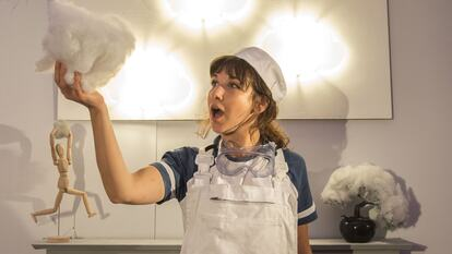 intotheclouds, theatre experience for young children