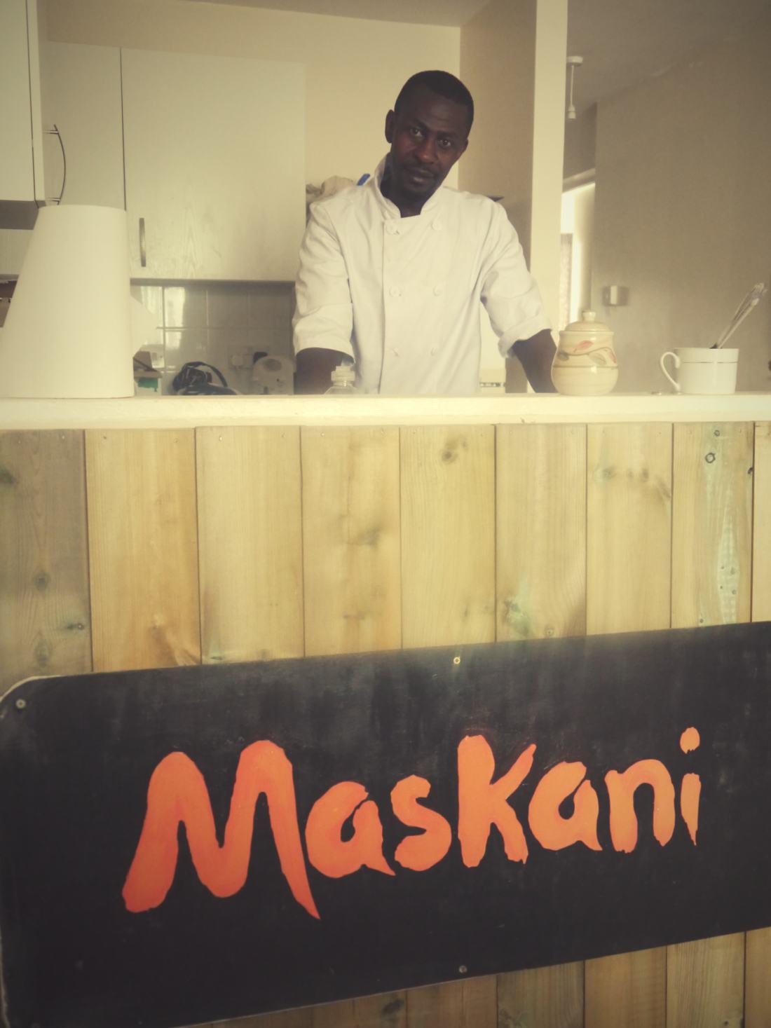 Eric Mugaju - Maskani