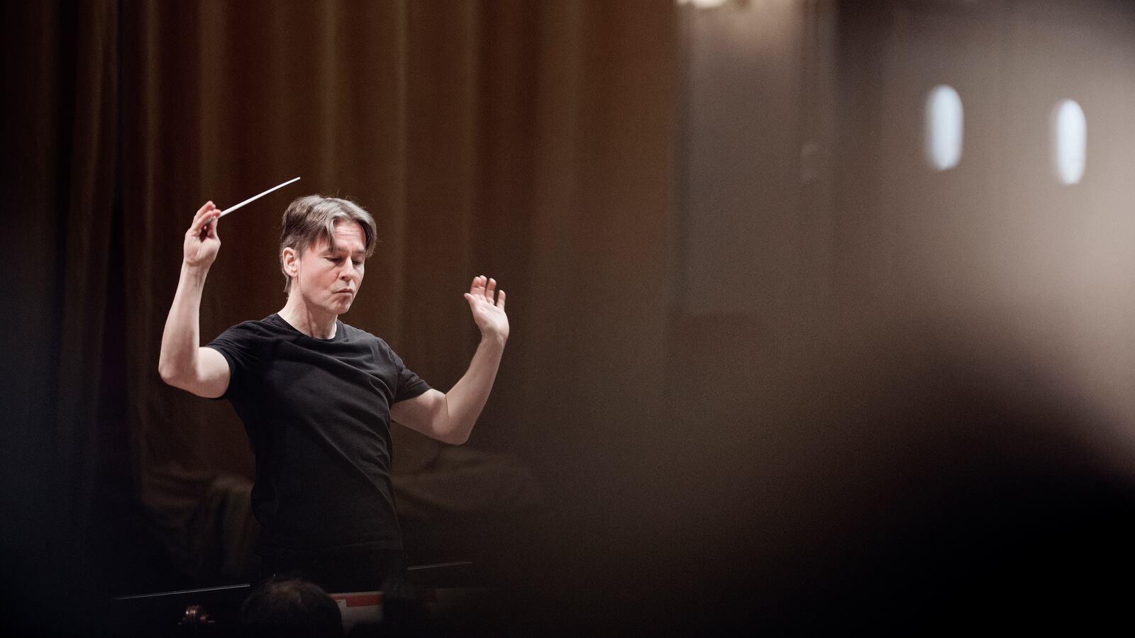 Esa-Pekka Salonen, conductor
