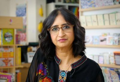Chitra Soundar, author