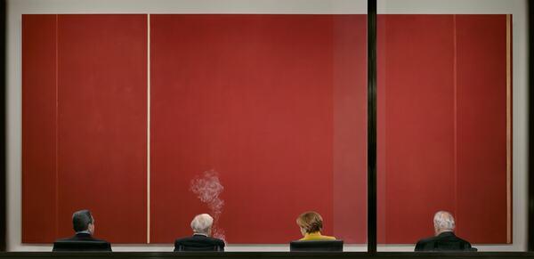Rückblick by Andreas Gursky