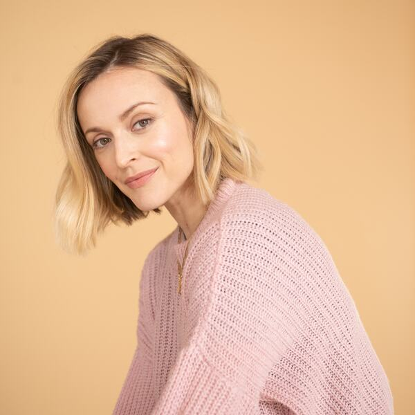 Portrait of Fearne Cotton