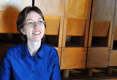 Isabelle Demers, organist