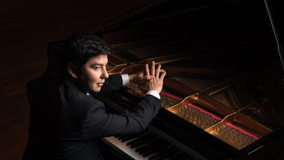 Behzod Abduraimov, pianist