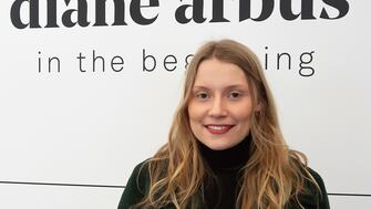 Theresa Maria Forthaus; UAL student and photographer who took part in Southbank Centre's Inspired by Arbus competition
