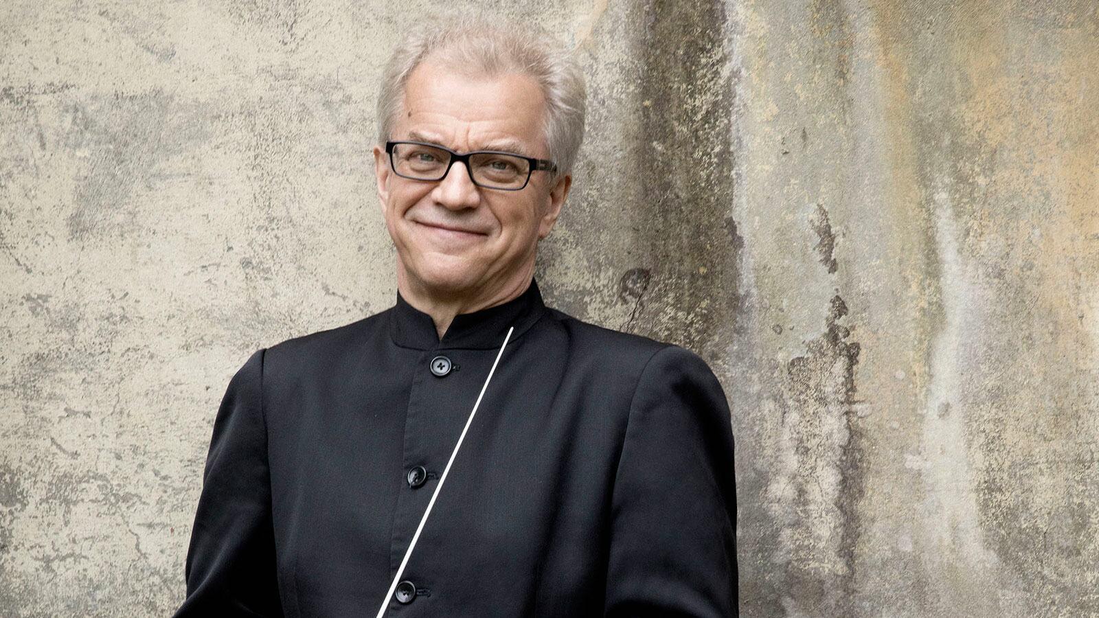 Osmo Vanska, conductor