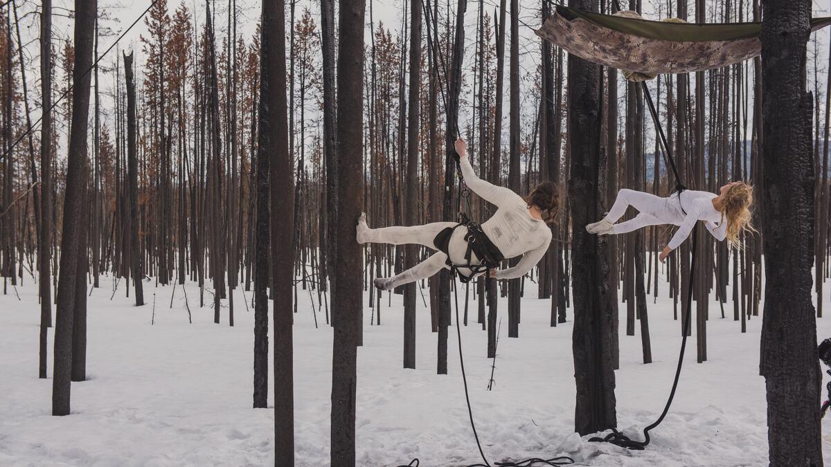 Matthew Barney, Redoubt, 2018. Production still. ©Matthew Barney, courtesy Gladstone Gallery, New York and Brussels, and Sadie Coles HQ, London. Photo: Hugo Glendinning
