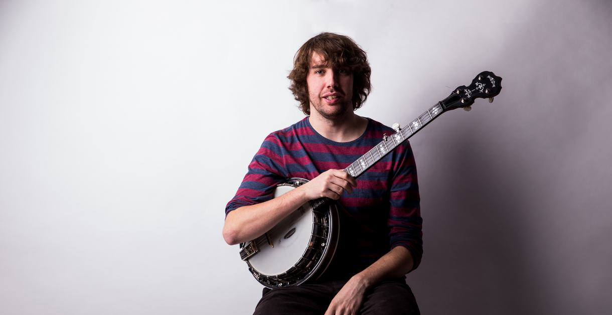 Friday Lunch: Dan Walsh, banjoist and guitarist