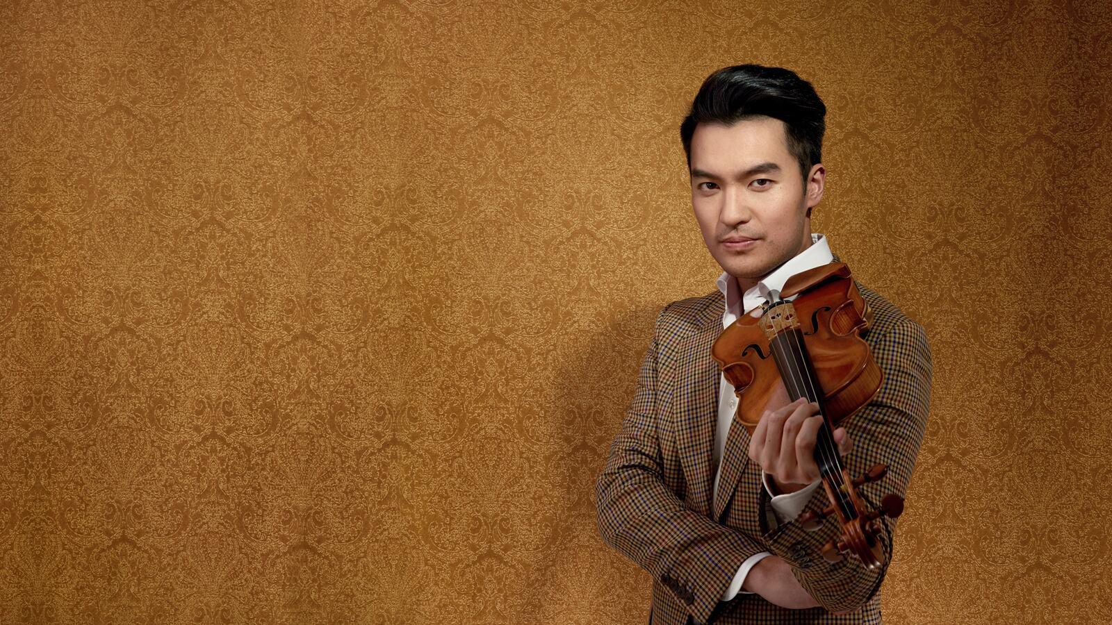 Ray Chen, violinist